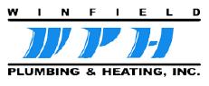 Winfield Plumbing & Heating Logo