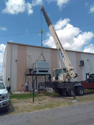 Cooling Tower Installation