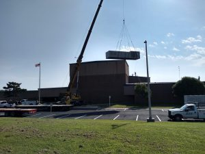 40 Ton Trane Rooftop Unit