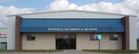 Winfield Plumbing & Heating Exterior